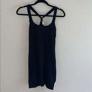 Bodycon Racerback Dress